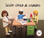 sesion clinica de cuidados