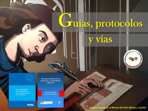 Guias, protocolos y vias