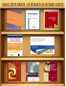 Biblioteca basica de ayuda a la lectura critica