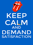 Keep Calm satisfaction