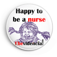happy to be a nurse