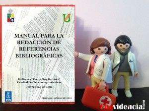 manual citas bibliograficas