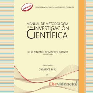 manual metodologia investigacion ebevidencia